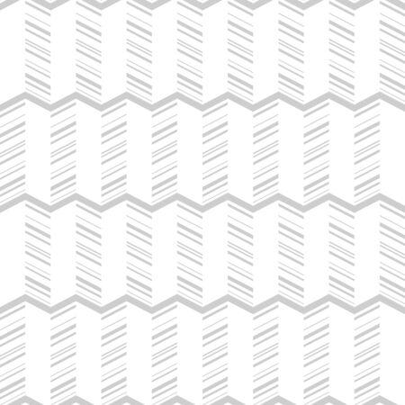 Abstract chevron subtle seamless vector pattern Ilustração