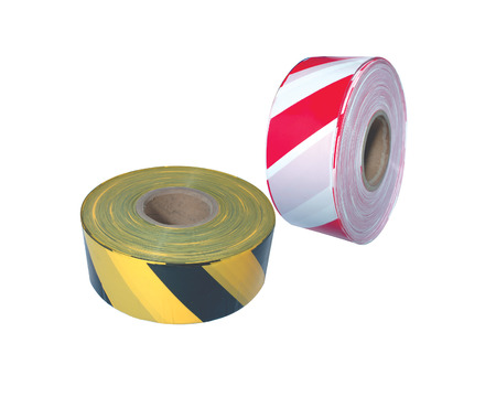barrier: barrier tapes