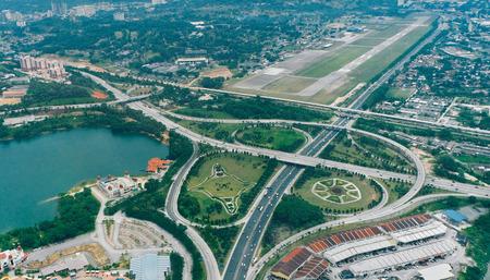 interchange: Highway interchange