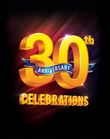 numero diez: Aniversarios 30a