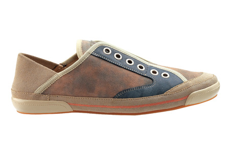 shoelace: Sport shoe Stock Photo