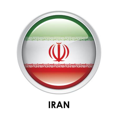 round: Round flag of Iran