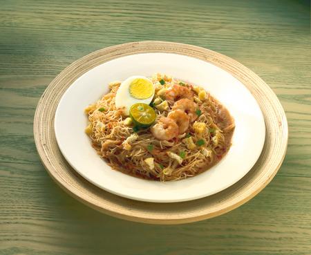 Siam noodle 版權商用圖片