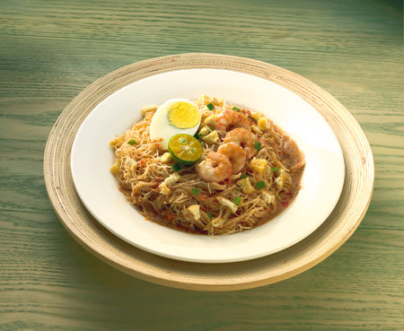 Siam noodle Standard-Bild