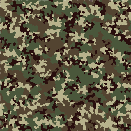 color conceal: Camouflage pattern Stock Photo