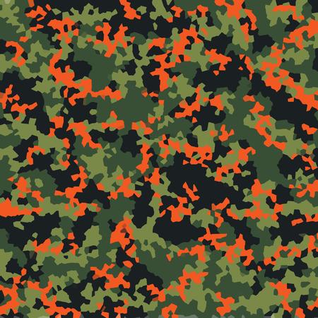 ruse: Camouflage pattern Stock Photo