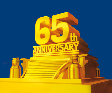 Golden 65th anniversary