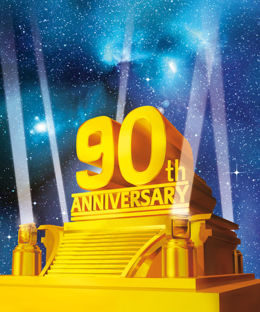 90th: Golden 90th anniversary