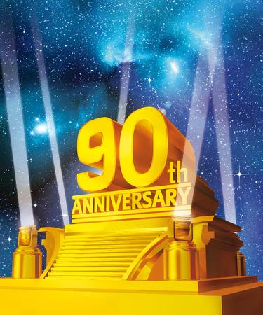 90: Golden 90th anniversary