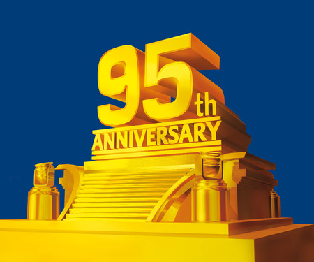 Golden 95th anniversary