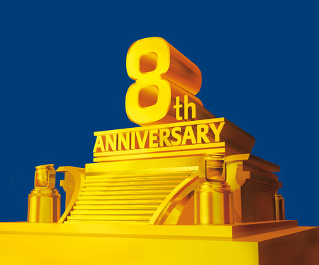 Golden 8th anniversary