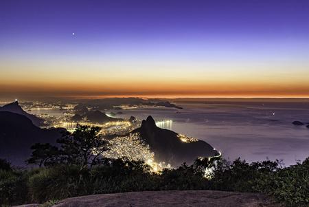 The last star in Rio de Janeiro Imagens