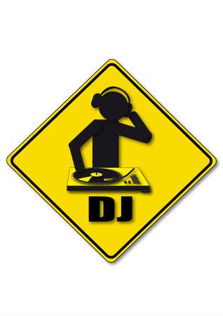 hip hop: DJ