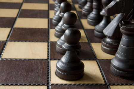 boor: This is a chessboard.