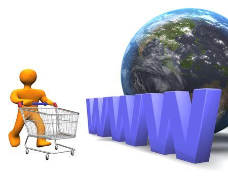 troley: Shopping Cart 3D