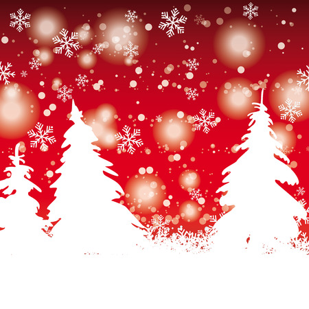 Snow on the grey background. Eps 10 vector file. Vector