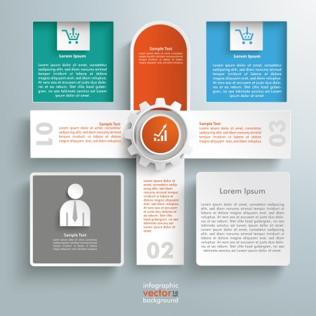 export import: Infographic design on the grey background.
