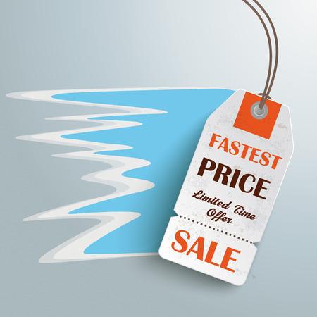 Sale sticker on the grey background.