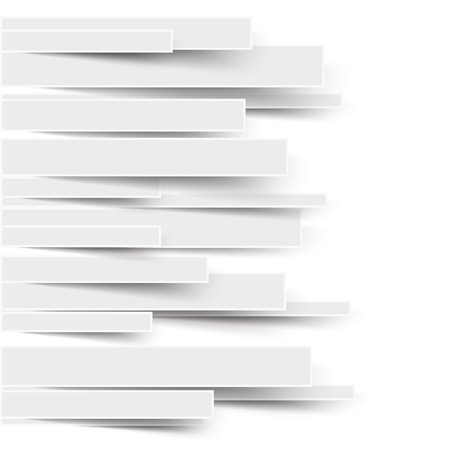 reklame: Gray paper lines on the white background. Eps 10 vector file.