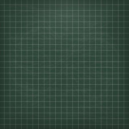 checked: Empty green checked blackboard.