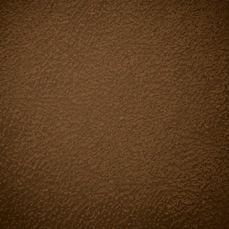 cowhide: Brown leather cover background. Eps 10 vector file.