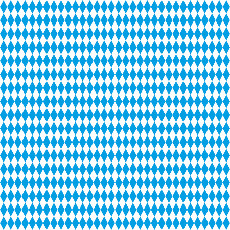bavarian: Seamless rhombus structure bavarian national colors. vector file.