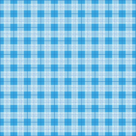 scot: Blue tartan background. vector file. Illustration