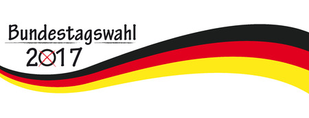 headliner: German Text Bundestagswahl 2017, translate parliamentary elections for the Bundestag 2017.