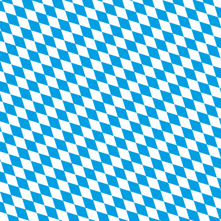 Oktoberfest background bavarian national colors. Eps 10 vector file.