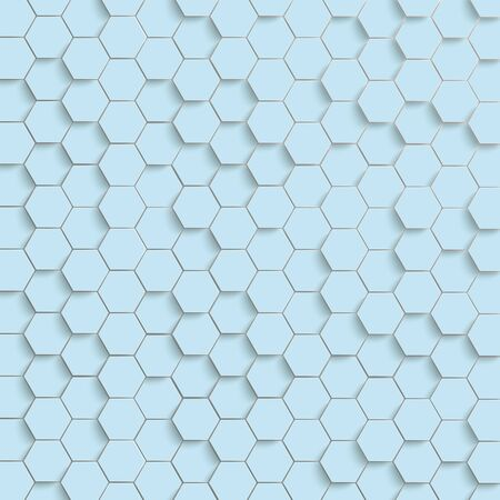 Cover with honeycomb structure. vector file.