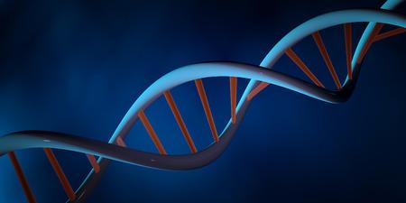 helix: DNA helix Stock Photo