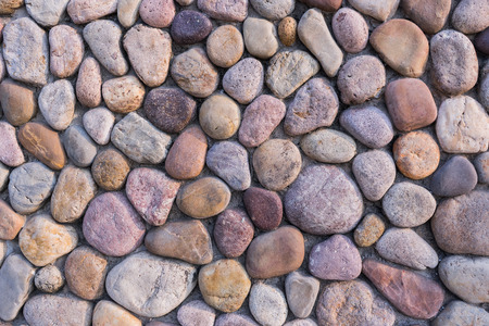 Stone wall texture for background photo