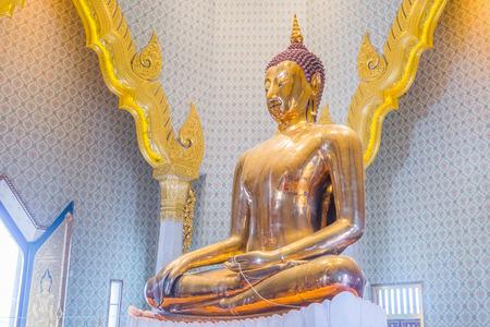 wat traimit: Golden Buddha, Wat Traimit (Bangkok, Thailand)