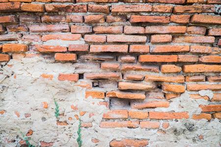 derrumbe: Pared de ladrillo Cerrar