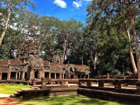 thom: Angkor Thom Siem Reap Cambodia
