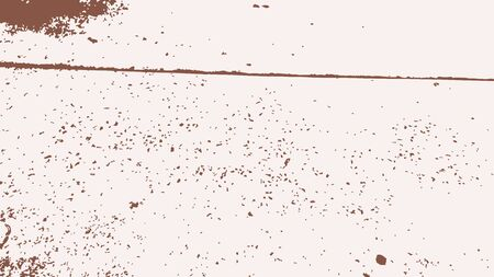 Rough floor vector texture background. Gritty distressed overlay pattern.