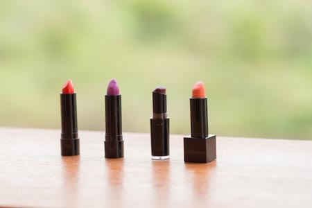 pomatum: multi color of lipstick