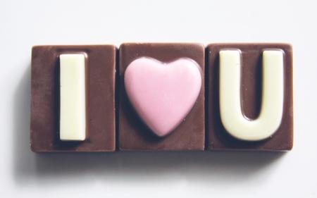 i love u: I LOVE U Banque d'images
