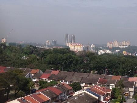 kl city view