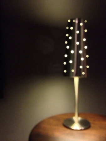Imaginary dreamy lamp Stock Photo