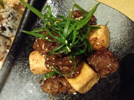 Awesome japanese cuisine