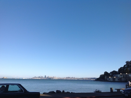 Relaxing evening @ San Francisco