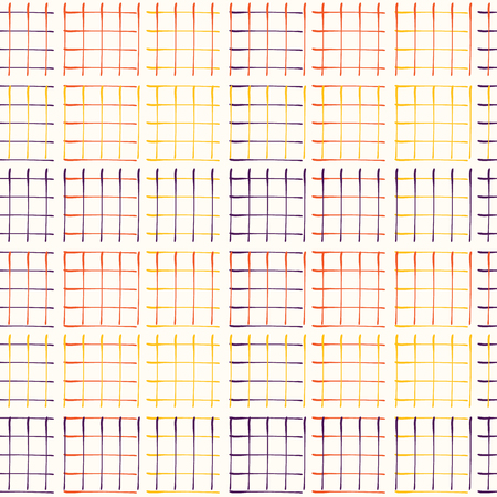 Abstract Geo Grid Pattern Vector Pastel Color