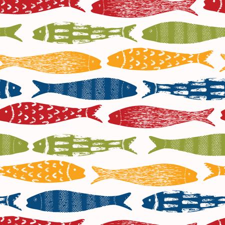 Banco di sardine di reticolo senza giunte di pesce di pesce alla griglia. Festival gastronomico portoghese tradizionale di Sant'Antonio di Lisbona.