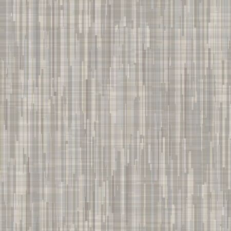 Grey french linen textile fabric seamless pattern. Modern cloth canvas lines, drawn in brown, gray, ecru neutral tones. All over print for home decor, asian zakka stationery. Vector swatch repeat. Çizim