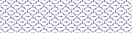Sardine shoal of fish seamless vector border pattern of grilled fishes. Lisbon St Antonio traditional portugese food festival. June Portugal street party. Atlantic ocean animal ribbon, .