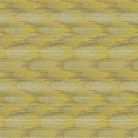 Camouflage Jungle Tile Seamless Pattern. Hand Drawn Textured Hide Background. Dense Stripped Effect for Masculine Textile, Packaging, Wallpaper. Exotic Snake Skin All Over Print. Archivio Fotografico - 134741307