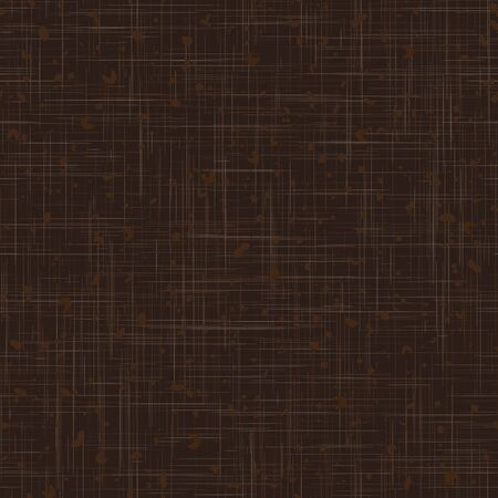 Dark Brown Micro Knit Stitch Stripe Texture Background. Vertical Blanket Stitches Seamless Pattern. Homespun Faux Woolen Fabric Structure Textile. Monochrome Yarn Winter All Over Print.