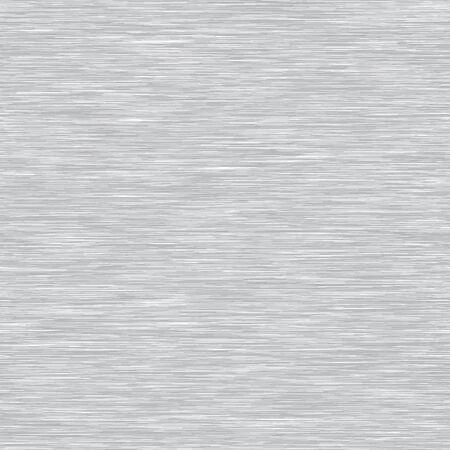 Grauer Mergel-Heide-Beschaffenheits-Hintergrund. Faux Baumwollstoff mit vertikalem T-Shirt-Stil. Vektor-Muster-Design. Weißlicht-Stahlgrau-Triblend für Textil-Space-Dyed-Effekt. Vektor.