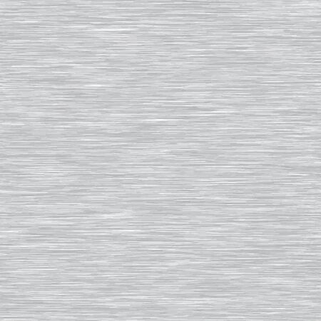 Grey Marl Heather Texture Background. Faux Cotton Fabric with Vertical T Shirt Style. Vector Pattern Design. White Light Steel Grey Triblend for Textile Space Dyed Effect. Vector.